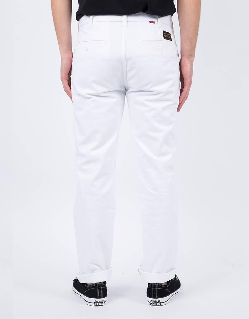 levi's Skate Work Pants SE Bright White Twill