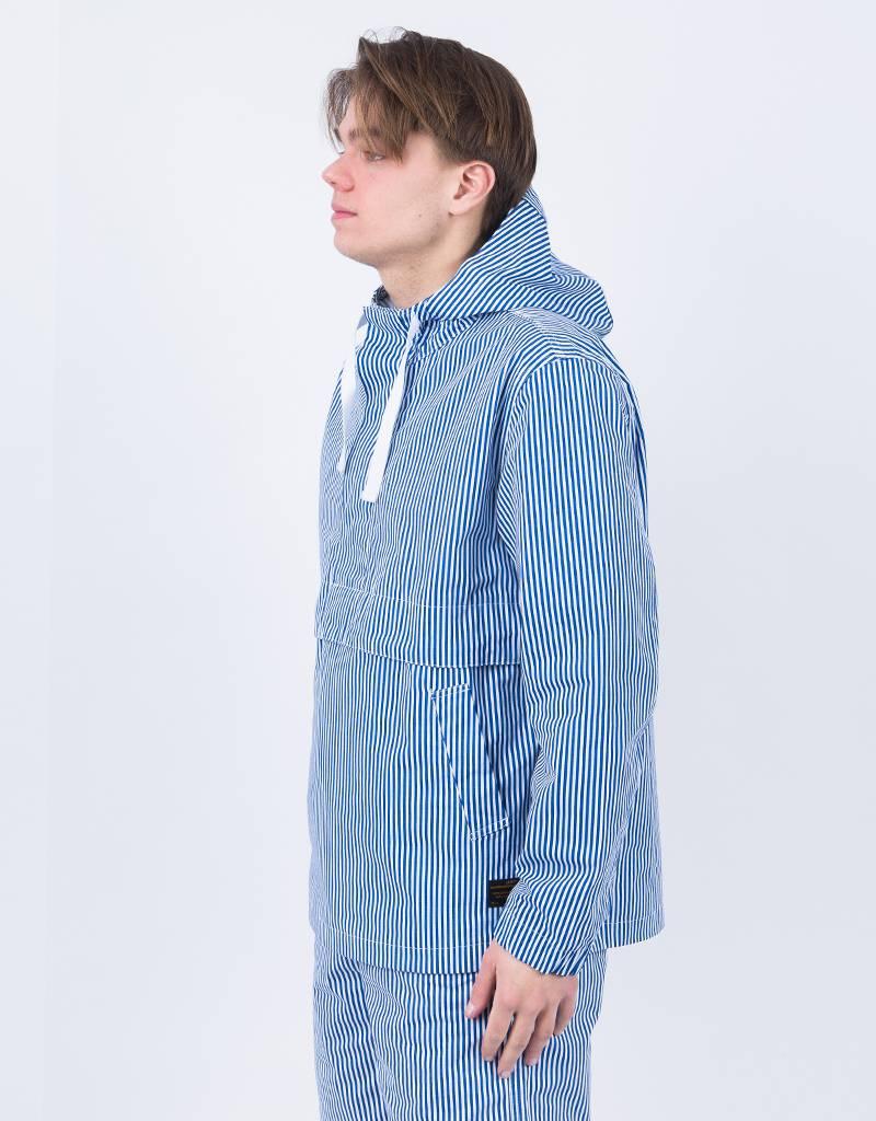 Levi's Skate Anorak SE Printed True Seersucker Blue/White