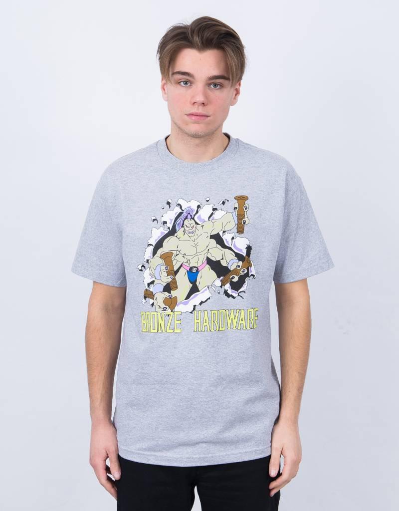 Bronze Guru T-Shirt Heather Grey