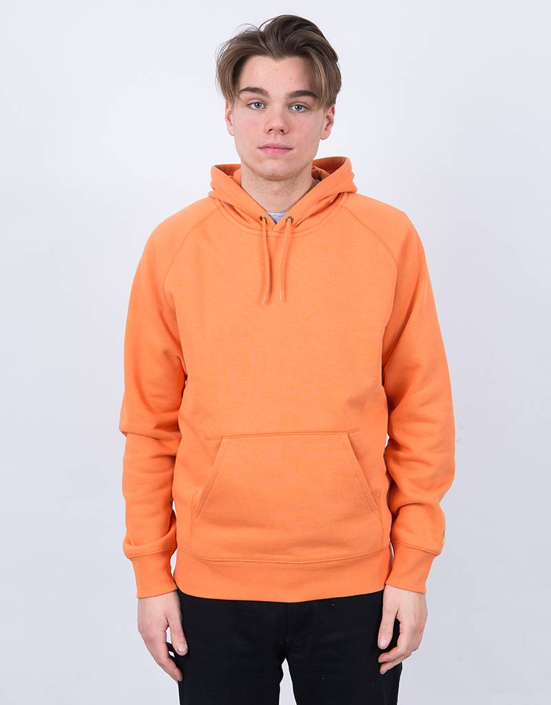 Carhartt Chase Hoodie Jaffa/Gold