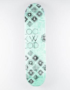 """Lockwood Lockwood Mint Deck 8"""""""