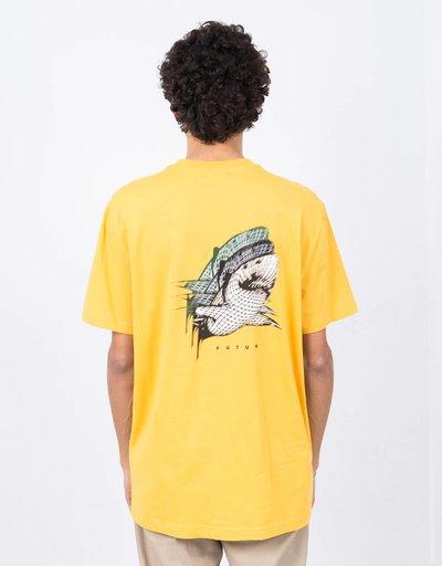 Futur Shark T-Shirt Yellow