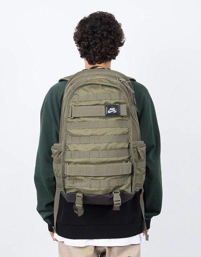 Nike RPM Backpack Medium Olive/Black