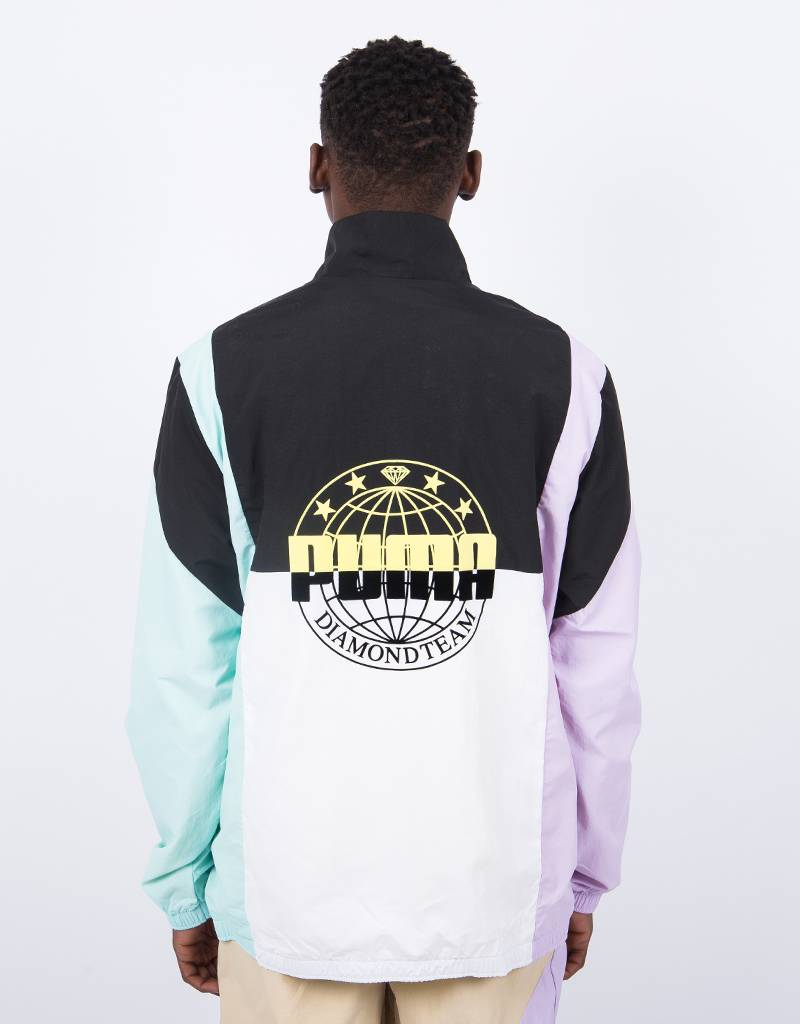 Puma X Diamond Savannah Jacket Black
