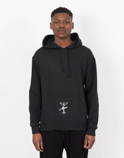 Alltimers League Player Hoodie Black