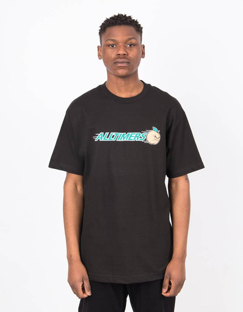 Alltimers Mad T-Shirt Black