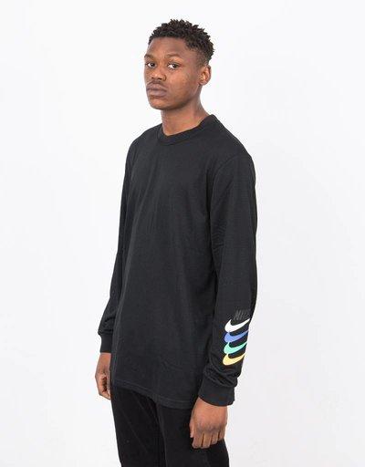 Nike SB GFX Dry Top Longsleeve Black/Black