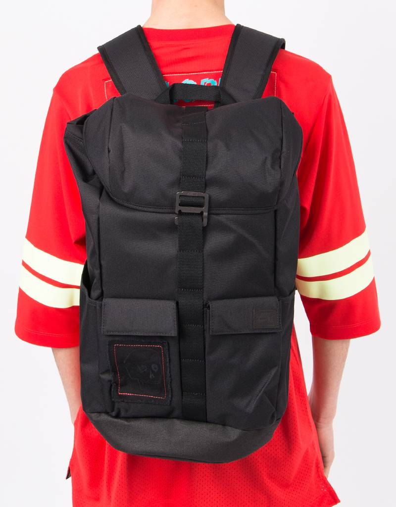 Nike SB x Antihero SLTR Backpack Black/Black/White