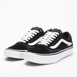 Vans mn old skool pro black/white