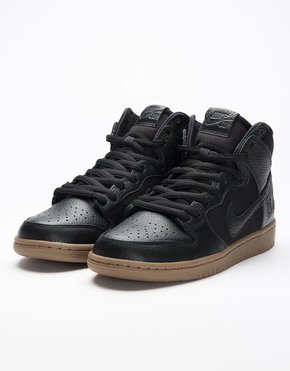 Nike SB Nike SB x Antihero Zoom Dunk High Pro QS BA Black/Anthracite/Dark Gum Brown