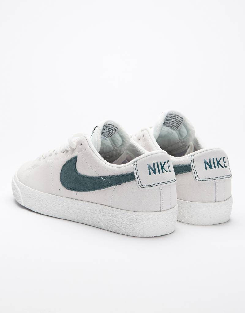 Nike SB Zoom Blazer Low Summit White Deep Jungle