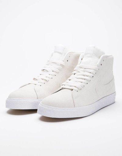 Nike SB Zoom Blazer Mid Deconstructed summit white/summit white-white-white