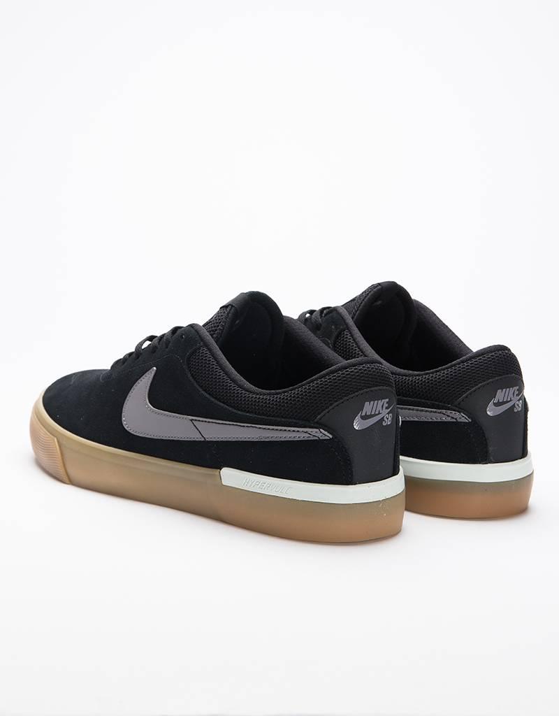 Nike SB Hypervulc Eric Koston Skateboarding Shoe black/gunsmoke-vast grey-white