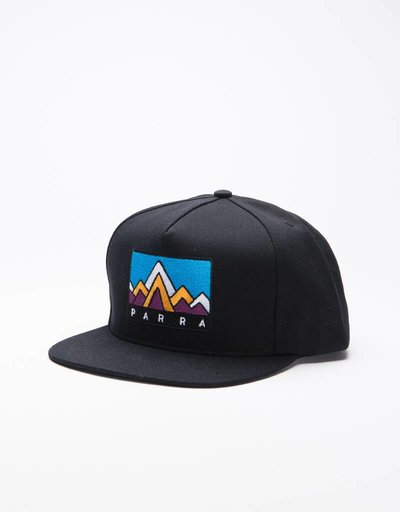 Parra 1987 Fivepanel Cap Black