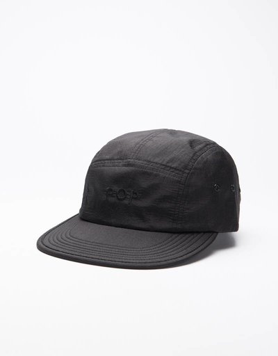 Pop Trading Co Uni Fivepanel Cap Black