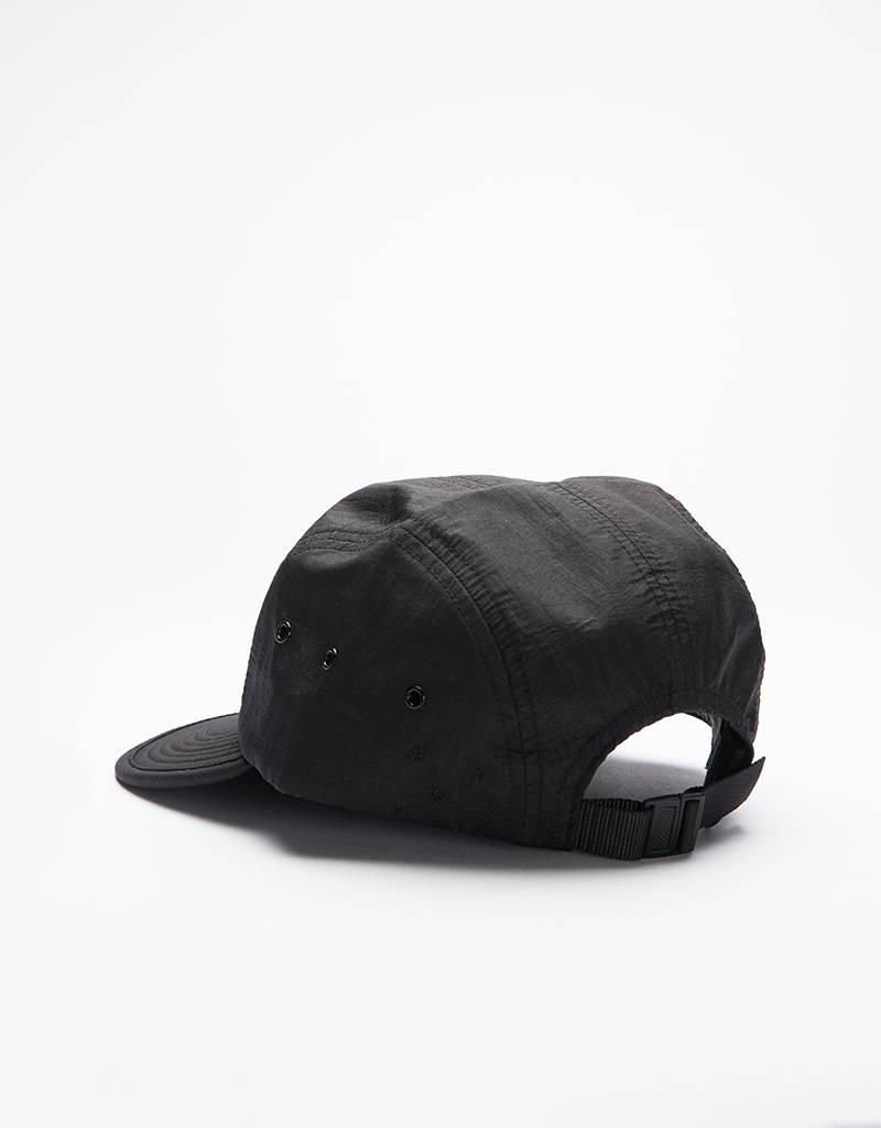 Pop Trading Co Uni Fivepanel Cap Black