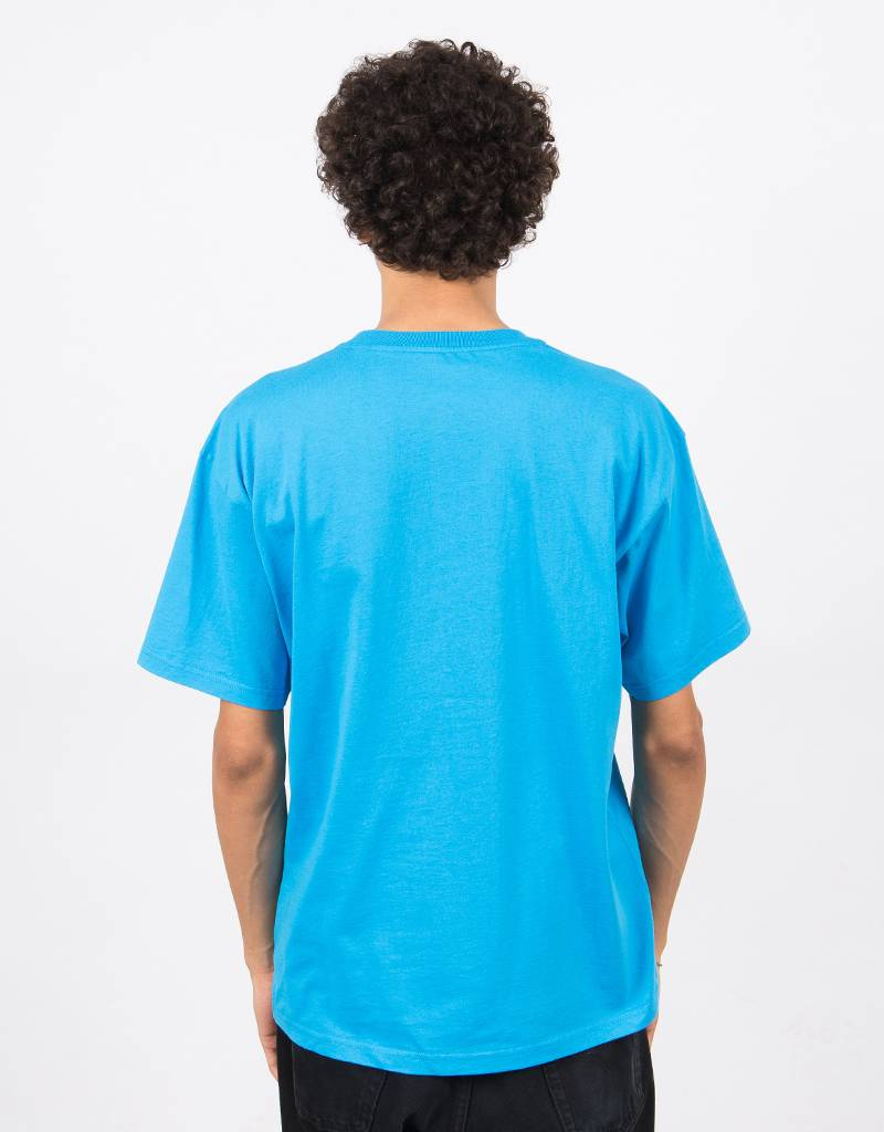 Polar Paul T-Shirt Turquoise