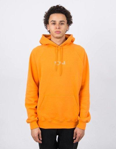 Polar Default Hoodie Orange