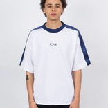 Polar Tape Surf T-Shirt White/Navy