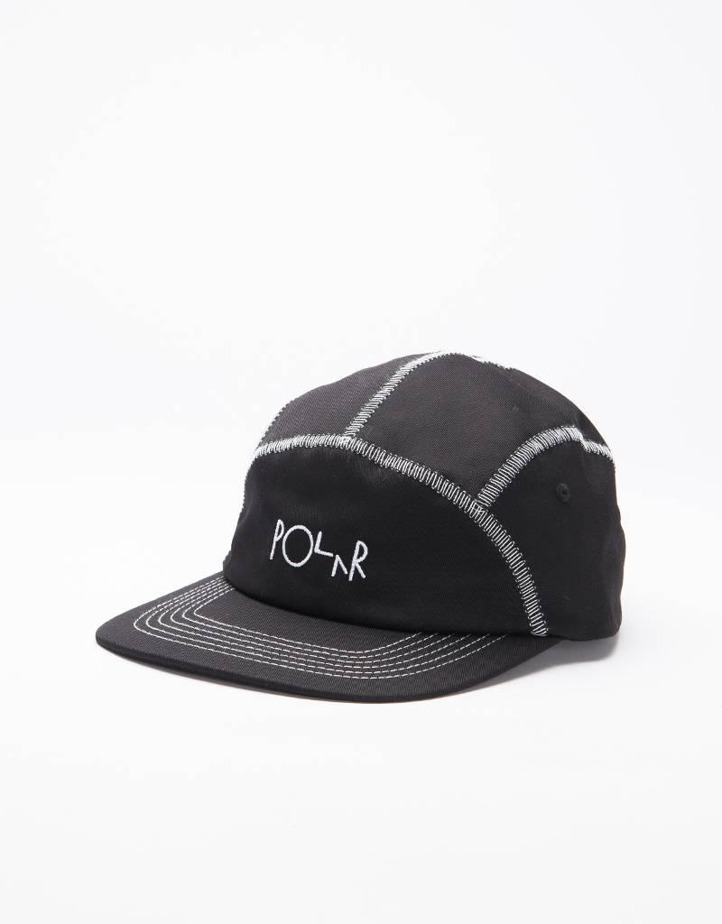 Polar Zigzag Sport Cap Black