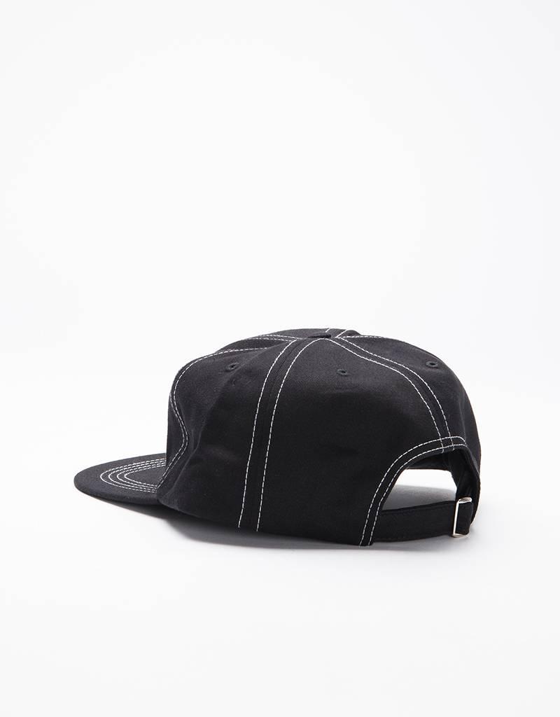 Polar Contrast Cap Black