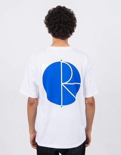 Polar Fill Logo T-Shirt White