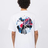 Polar Orchid Fill Logo T-Shirt White