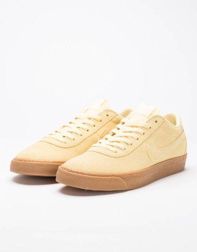 Nike Sb Zoom Bruin Premium Se Lemon Wash/Lemon Wash White