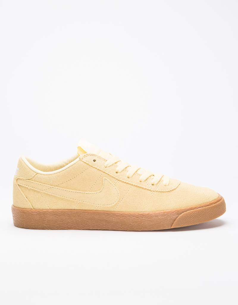 Nike Sb Zoom Bruin Premium Se Lemon Wash/Lemon Wash White