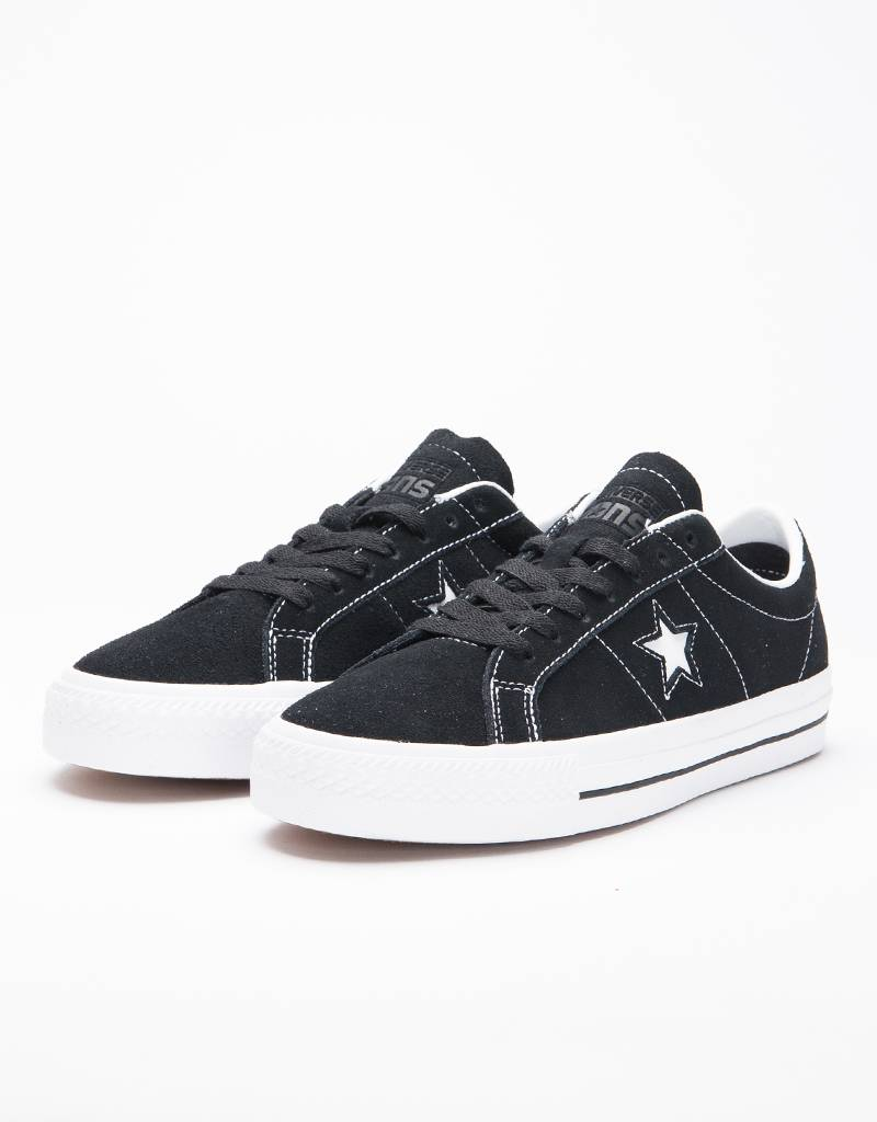 Converse One Star CC Pro Ox Black/White