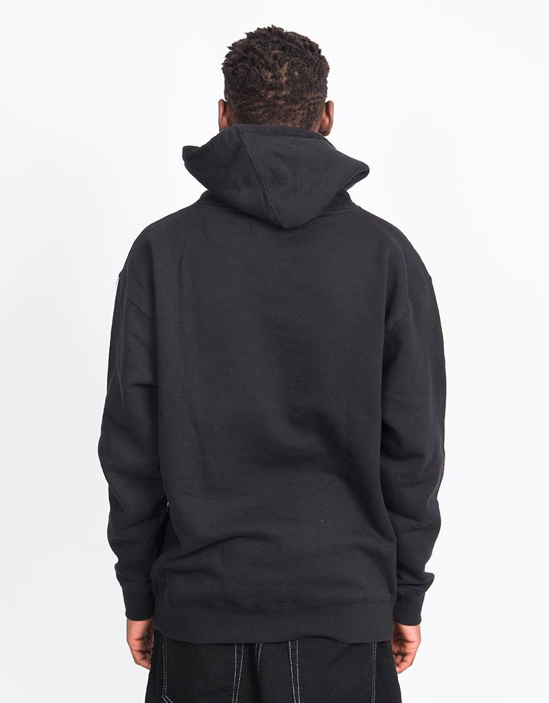 Fucking Awesome Hobo Hoodie Black