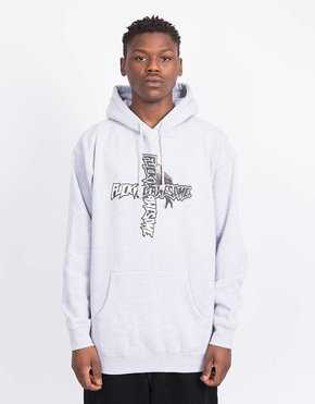 Fucking Awesome Fucking Awesome Hobo Hoodie Heather Grey