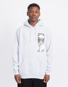 Fucking Awesome Fucking Awesome Lord Of Bombs Hoodie Heather Grey