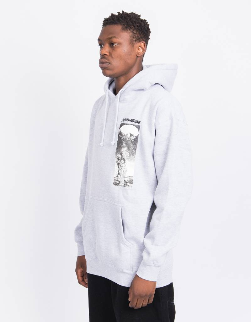 Fucking Awesome Lord Of Bombs Hoodie Heather Grey