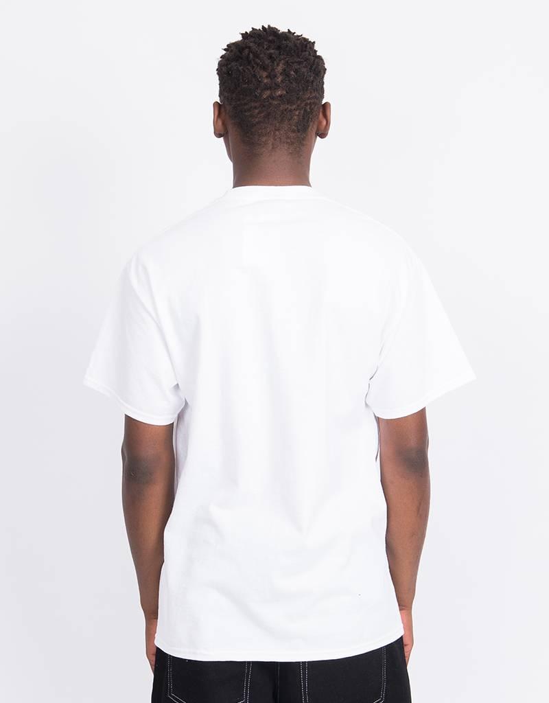 Fucking Awesome Sid Nancy T-Shirt White