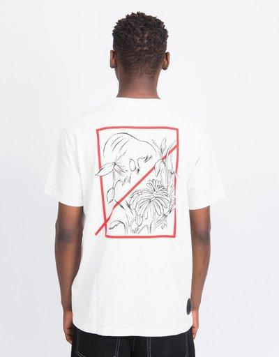 Numbers Jupin Logotype T-Shirt Offwhite