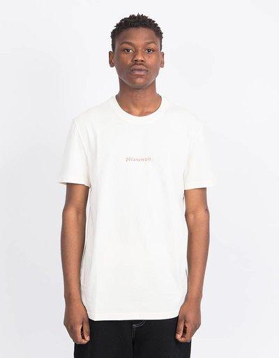 Futur Pleasewait. T-Shirt Off White