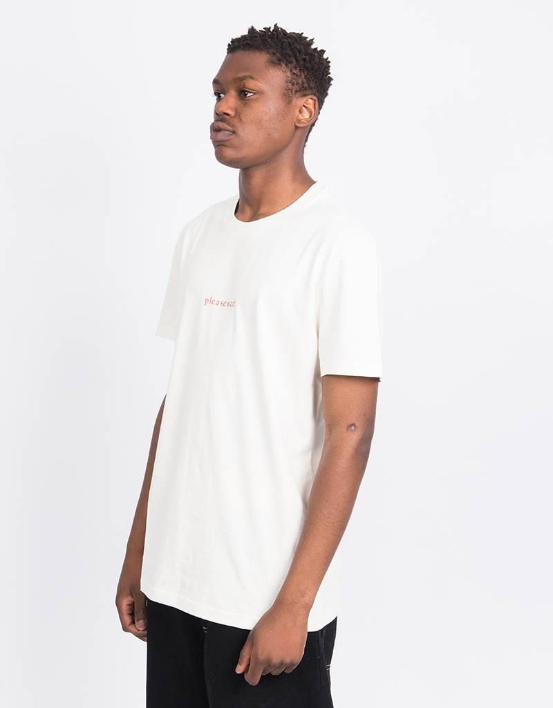 Futur Pleasewait. T-Shirt Off White
