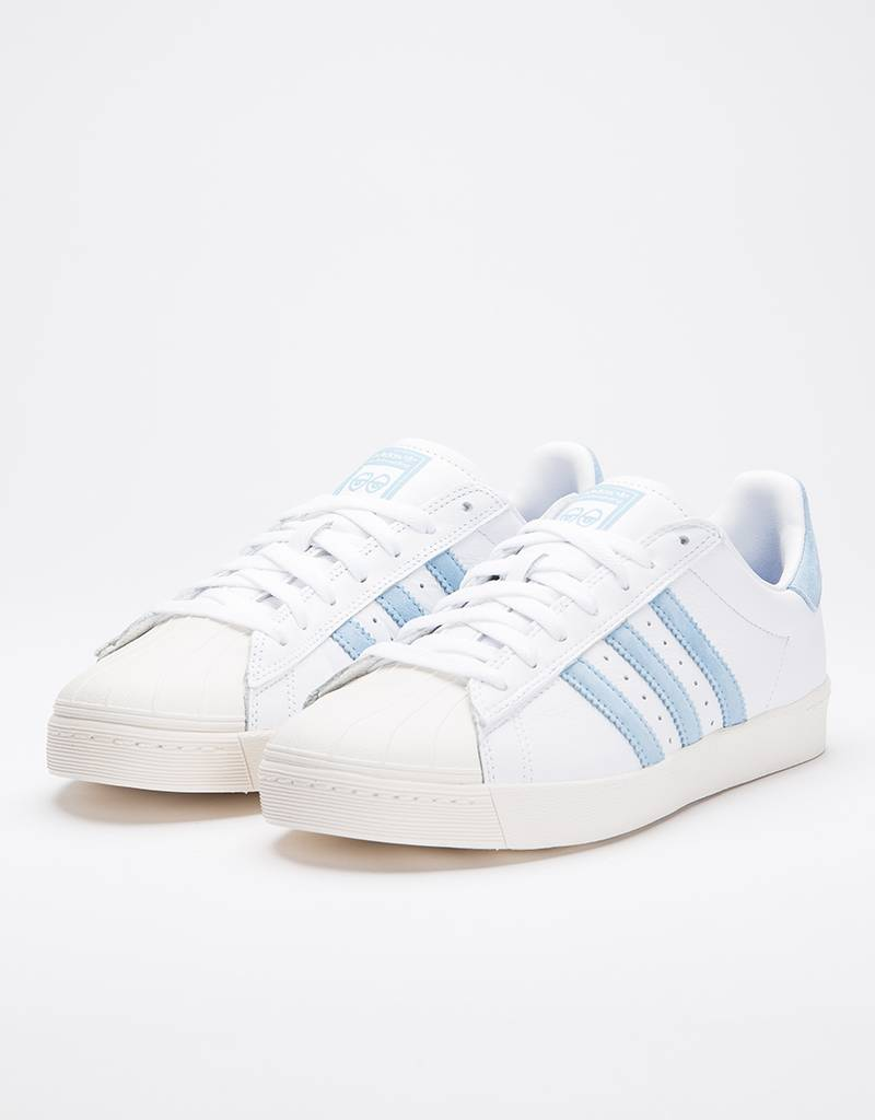 Adidas Superstar Vulc X Krooked Ftwwht/Custom/Cwhite
