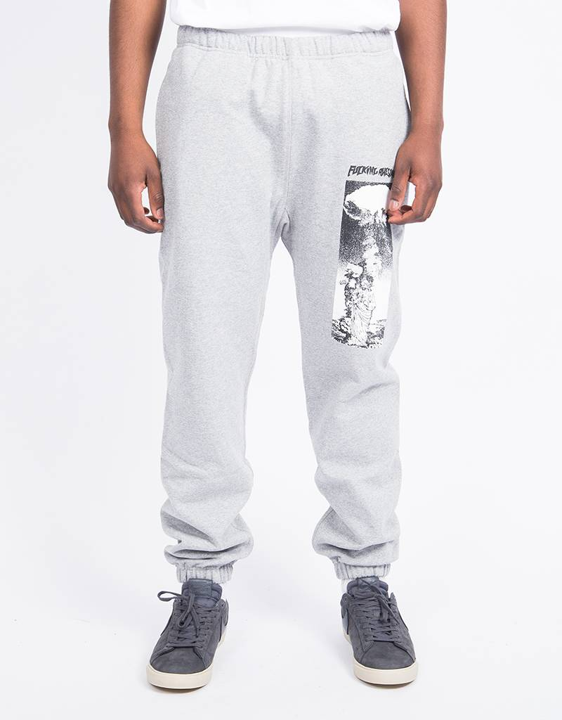 Fucking Awesome Lord Of Bombs Sweatpants Heather Grey