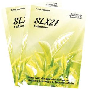 84 capsules jaunes SLX21