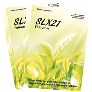 84 yellow fatburner capsules