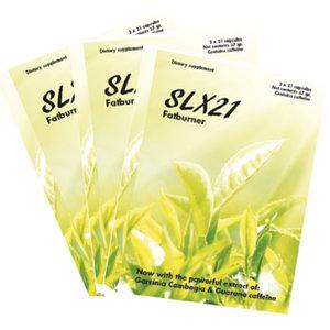 126 capsules jaunes SLX21