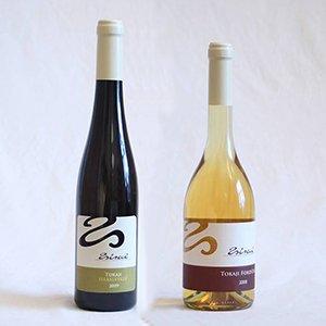 Nu twee zoete Hongaarse wijnen bij Guillaume