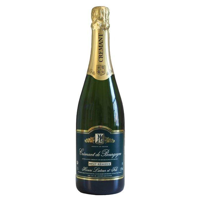 - Crémant de Bourgogne Brut Réserve