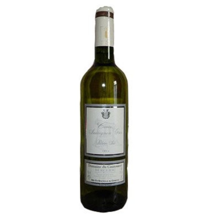 - Bergerac Blanc Sauvignon Gris 2015