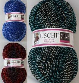 Uschi CHILL-STRICK Ponchogarn: einzeln erhältlich, Knäuel 200 g