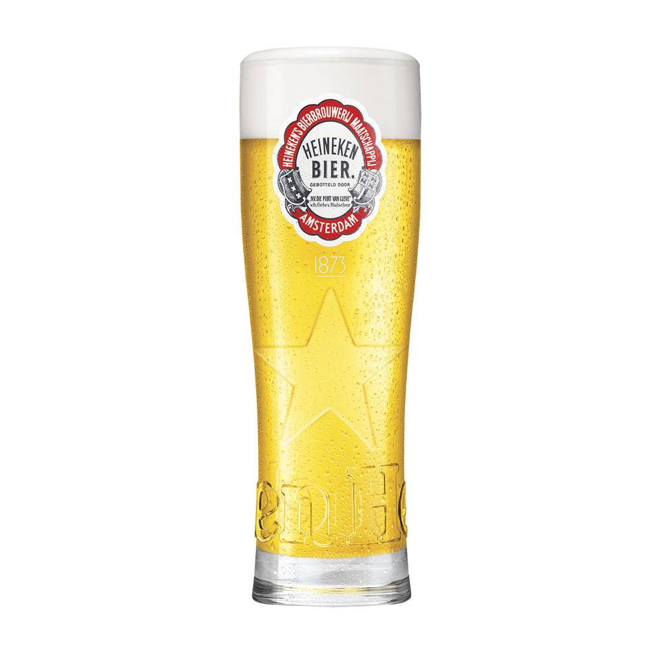 Gläser Heineken Legacy (4 Stück)