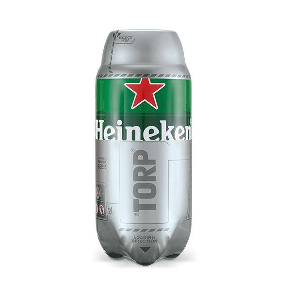 Heineken TORP  - Best before 31/05/2018
