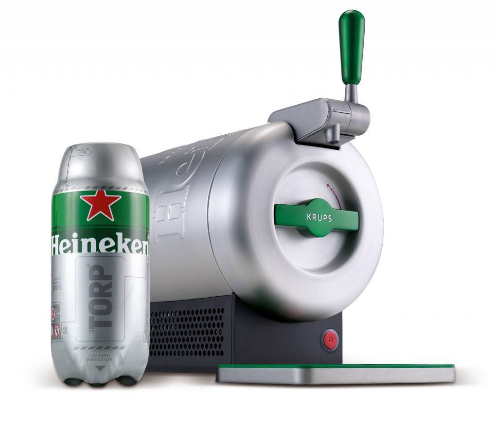 Heineken TORP - Am besten bevor 31-03-2018